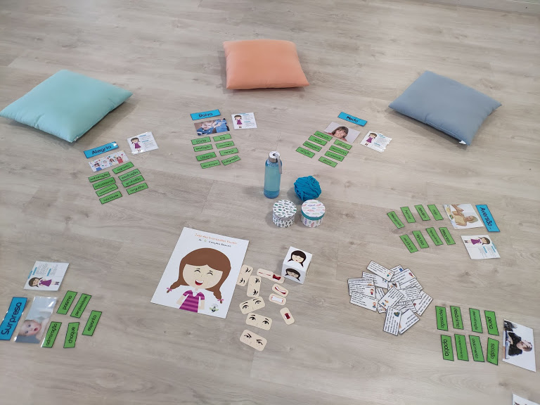 Workshops O Mundo Mágico das Emoções - O despertar da consciência emocional