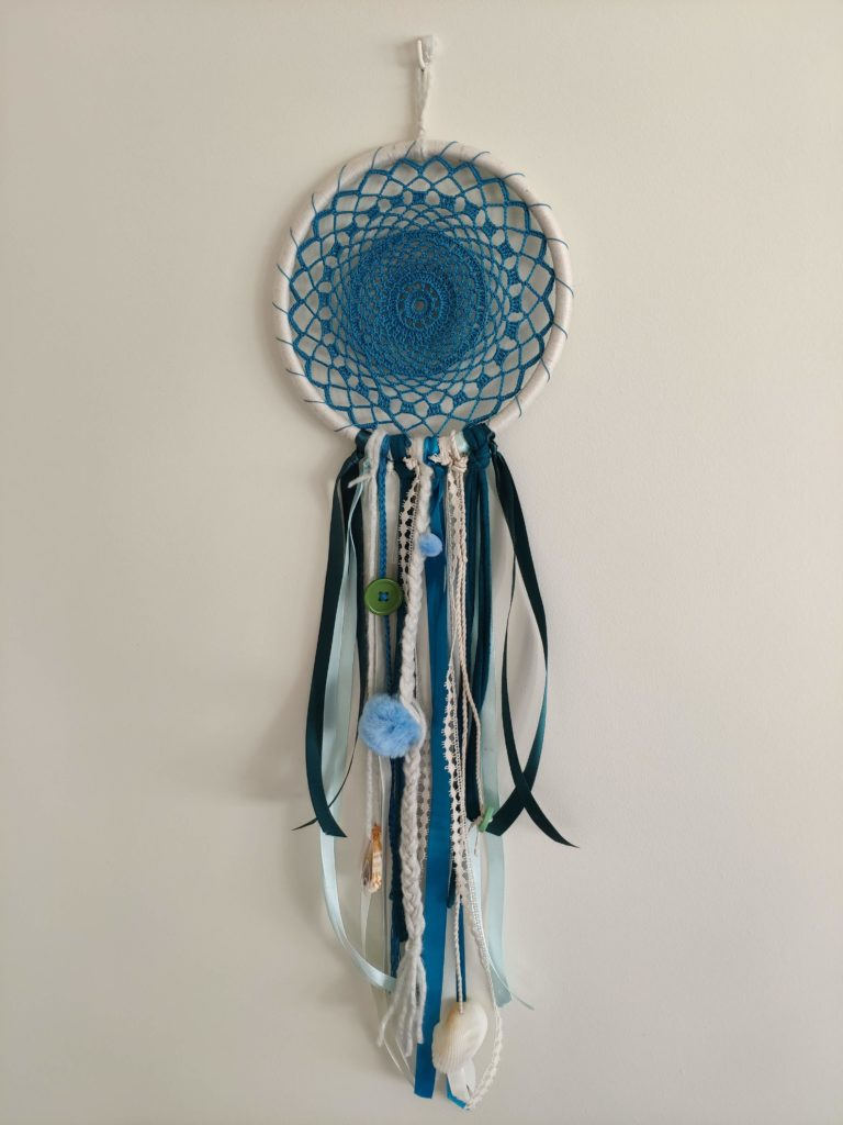 Dreamcatcher azul